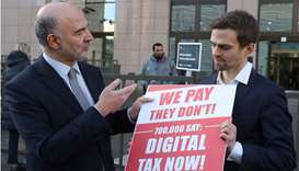 EU ministers fail to break digital tax deadlock