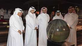 Prime Minister opens Lusail Marina walkway