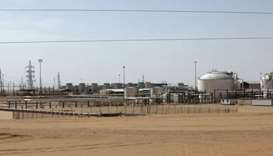 El Sharara oilfield
