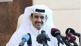 HE the Minister of State for Energy Affairs, Saad Sherida Al-Kaabi