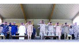 Joint Special Forces celebrate graduation of trainees