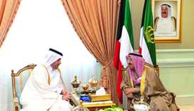 Kuwait's efforts to bridge GCC rift praised