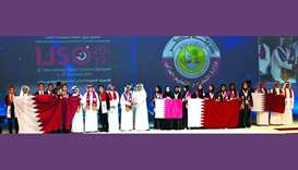 Qatari student among gold medal winners at Science Olympiad