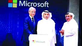 PM attends announcement of new cloud datacenter region in Qatar
