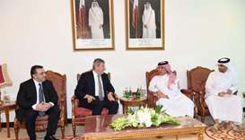 Qatar, Azerbaijan hold political consultations