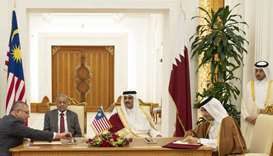 Malaysia eyes more Qatari investments