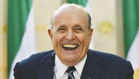 Legal storm clouds gather over Rudy Giuliani