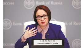 Nabiullina: Signalling further reduction.