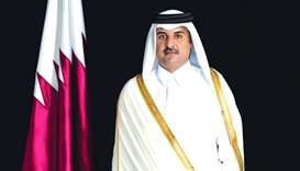 His Highness the Amir Sheikh Tamim bin Hamad al-Thani