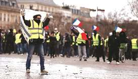 "The ""yellow vests"" in France: not an isolated phenomenon"