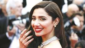 Mahira Khan: ninth on the list.