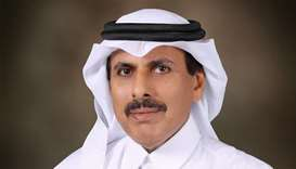 HE the Governor of Qatar Central Bank (QCB) Sheikh Abdullah bin Saoud al-Thani