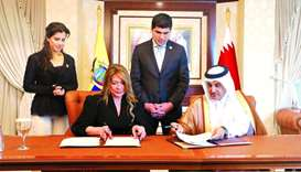 Attorney-General signs pact with Ecuador