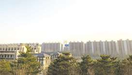 Thousands of cheap houses lie mostly empty in China