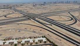 Wadi Al Banat Interchange