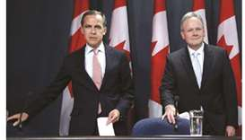 Carney looms over Trudeau's quest  for next BoC chief