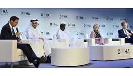 FM highlights changing nature of global challenges