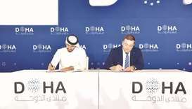 Ipaq, Roscongress Foundation sign