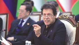 Prime Minister Khan: has ordered an inquiry into the riot.
