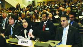 Qatar reaffirms commitment to UNHCR, rejects diminishing UNRWA role