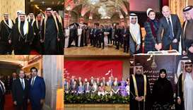 Embassies, consulates abroad celebrate Qatar National Day