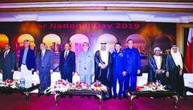 QND reception held in Karachi