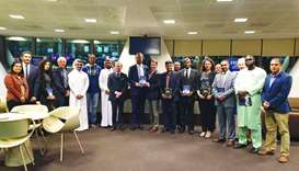 Former World Bank official addresses Qatar audience
