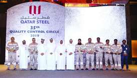 Qatar Steel holds its 35th Quality Control Forum