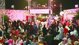 Over 50,000 visit QC pavilion at Darb Al Sai