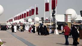 No Darb Al Saai QND events this year