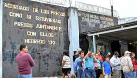 At least 18 prisoners dead in clash at Honduras jail