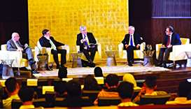 GU-Q panel discussion examines future of UN
