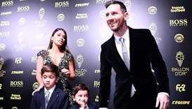 Messi claims record sixth men's Ballon d'Or, Rapinoe wins women's award