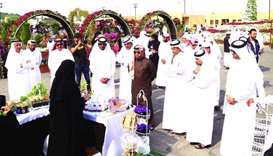 Celebration of local produce kicks off at Katara