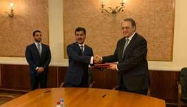 Memorandum of Understanding between Qatar and Russia regarding mutual exemption from entry visas