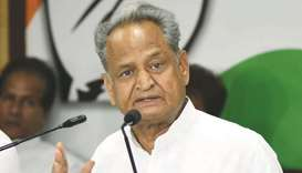 BJP to move no-trust motion against Gehlot