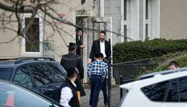 Five stabbed at New York rabbi's home in 'terrorist' attack