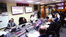 Qatar Airways conducts emergency simulation exercise