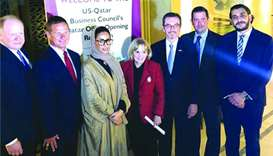 US companies see Qatar as gateway to Middle East, Gulf region