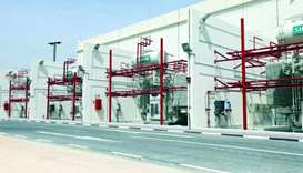 Ras Abu Aboud Two sub-station was opened by Kahramaa to power the under construction 2022 FIFA World