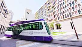 Msheireb Properties announces launch of Msheireb Downtown Doha (MDD) Tramway