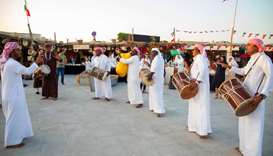 Visitors flock to Dhow Festival's show of culture, heritage