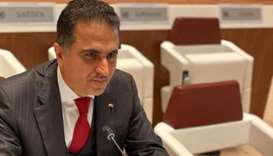 Qatar reaffirms $8mn pledge for UNHCR's programmes