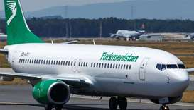 Turkmenistan Airlines flies to EU again after ban