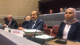 QRCS delegation takes part in IFRC Statutory Meetings