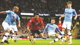 United beat City to claim bragging rights