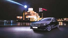 NBK Automobiles' special offer on Mercedes-Benz vehicles to mark Qatar National Day