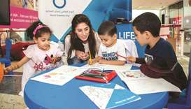 HBKU institute holds events in support of diabetes awareness