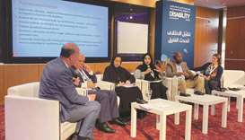 HBKU faculty contributes to disability conference