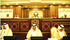 Shura Council discusses draft budget of 2020